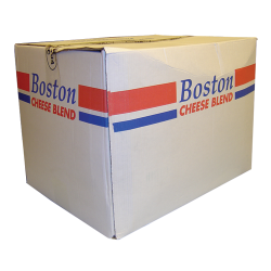 Grated Boston Cheese 80/20 6x2kg