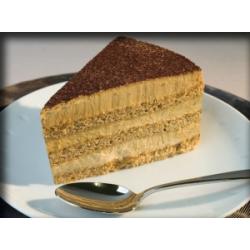 Tiramisu Cake x16 Slices