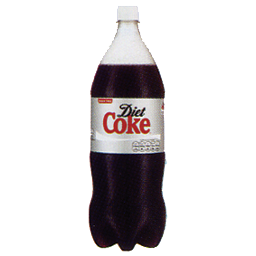 Diet Coke 1.5Ltr Bottles x12 (Eng)