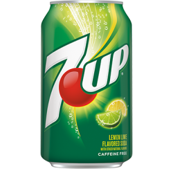 7Up Cans x24   (UK)