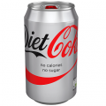 Diet Coke Cans x24 (ENG)