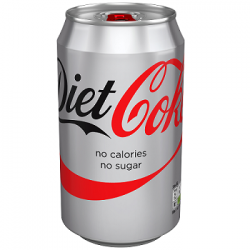 Diet Coke Cans x24 (ENG)