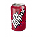 Dr Pepper Cans (24x33cl)