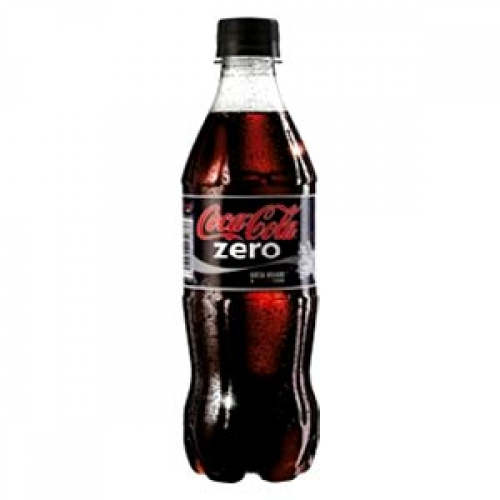 Coke Bottle Png Coke Zero 500ml Bottles x 24