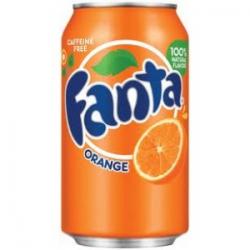 Fanta Orange Cans x24(ENG)