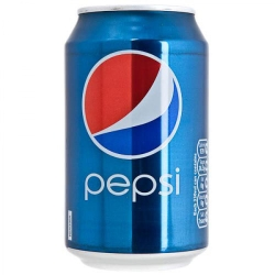 Pepsi Cola Cans 24x330ml