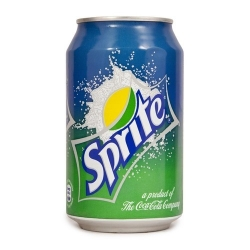 Sprite Lemonade Cans (24x330ml)