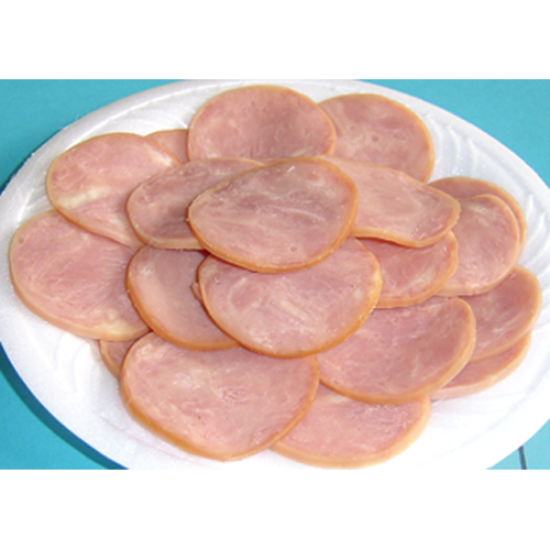 Halal Turkey Bacon (Round) x1kg
