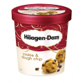 H Daz Cookie DOUGH Chip 8x460ml