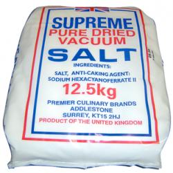 Pure Dried Salt x12.5kg
