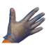 Disposable Blue Gloves ( X Large ) x100