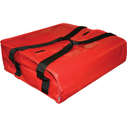Pizza Delivery Bags (RED)