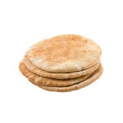 Large Pitta Bread (20x6) (Frozen)