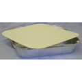Full Box Xtra large Foil Containers & Lids (x200)