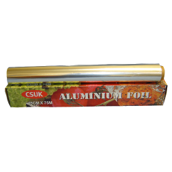 Aluminnium Foil (Large) 45cm x 75m