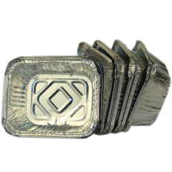 Small Foil CONTAINERS (No:2) Only x1000
