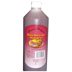 Barbecue Sauce (4x970ml Bottle)