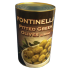 Fontinella Pitted Green Olives 1x4.25kg