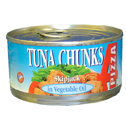 Tuna In Oil 4 Pizza (48x185g)