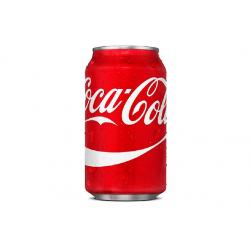 Coke Cans x24 ( UK)