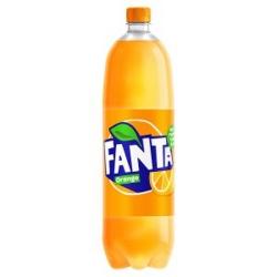 Bottles Fanta Orange 12x1.25ltr