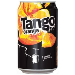 **Tango Orange Cans (330ml) x24