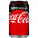 Coke ZERO Cans (24x330ml)
