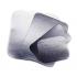 No:6A Large Foil Cont LIDS ONLY x500